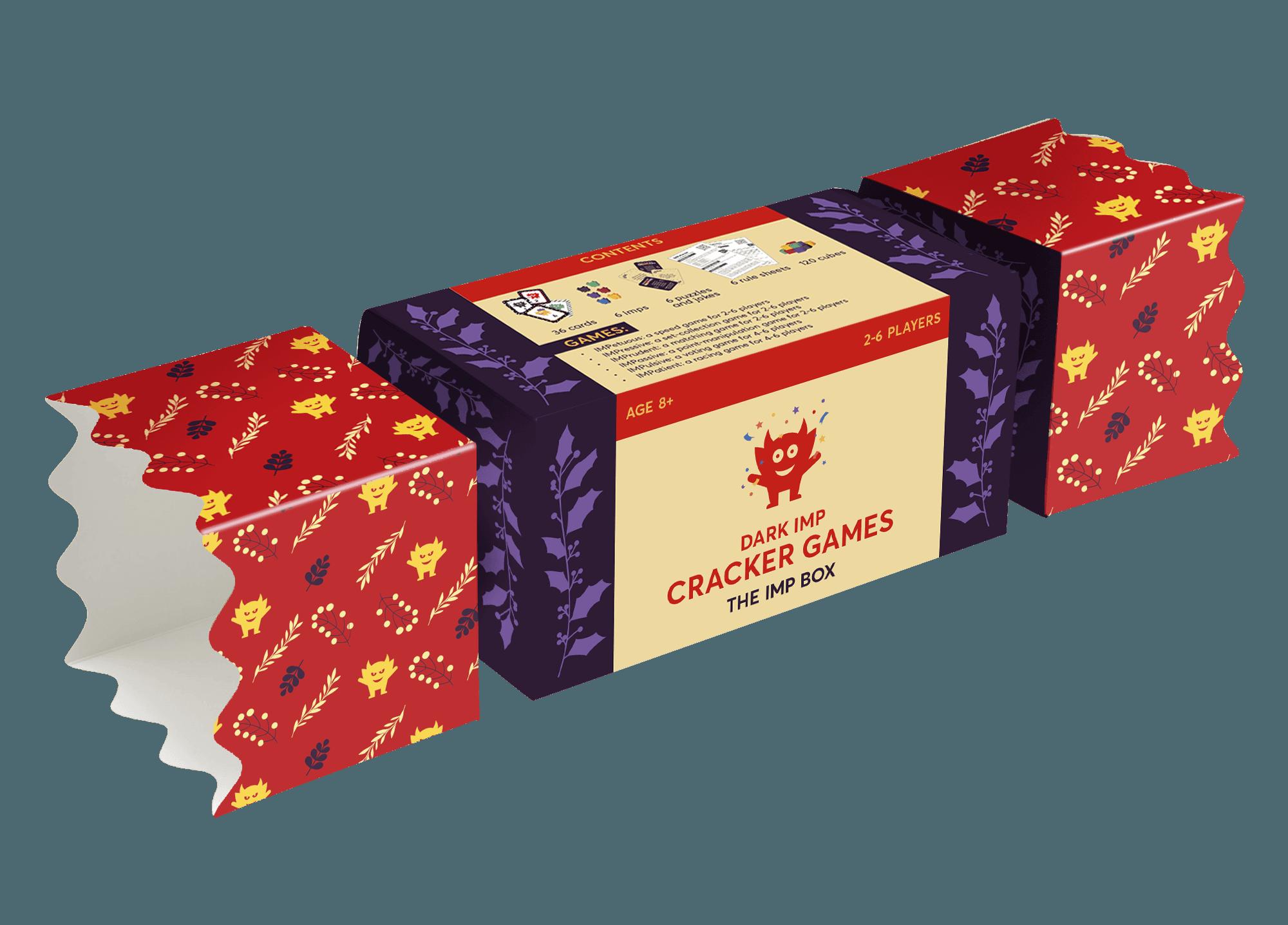 Cracker Games: The Imp Box