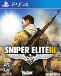 Video Game: Sniper Elite III