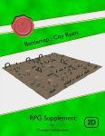 RPG Item: Battlemap: City Ruins