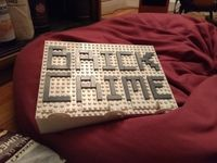 Board Game: Brick Crime (fan expansion for T.I.M.E Stories)