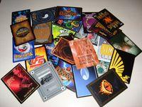Family: Collectible: Collectible Card Games