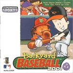 Video Game: Backyard Baseball 2001