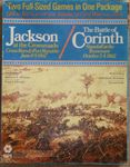 Board Game: Jackson at the Crossroads: Cross Keys & Port Republic, June 8-9, 1862