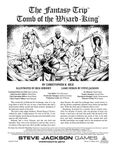 RPG Item: Tomb of the Wizard King