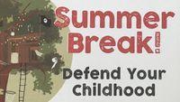 RPG: Summer Break!