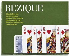 Bezique cover from Boardgame geek images