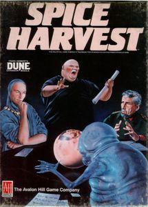 Dune: Spice Harvest Cover Artwork