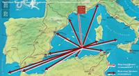 Naval block  movement  example  (no attacking variant)