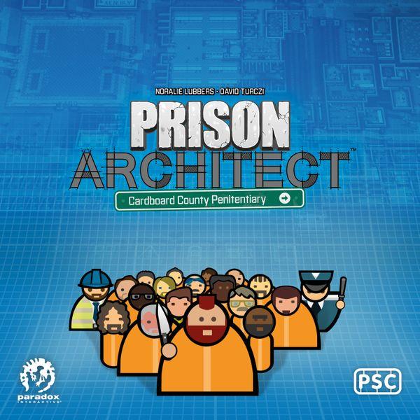 Prison Architect: Cardboard County Penitentiary