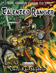 RPG Item: The Genius Guide to: The Talented Ranger