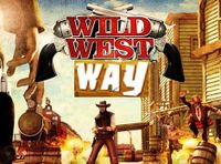 Board Game: Wild West Way