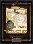 RPG Item: Mythic Feats: Wilderness Feats