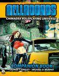 RPG Item: Hellhounds Companion Book