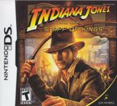 Video Game: Indiana Jones and the Staff of Kings