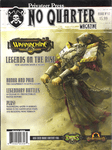 Issue: No Quarter (Issue 17 - Mar 2008)