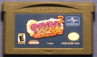 Video Game: Spyro 2: Season of Flame