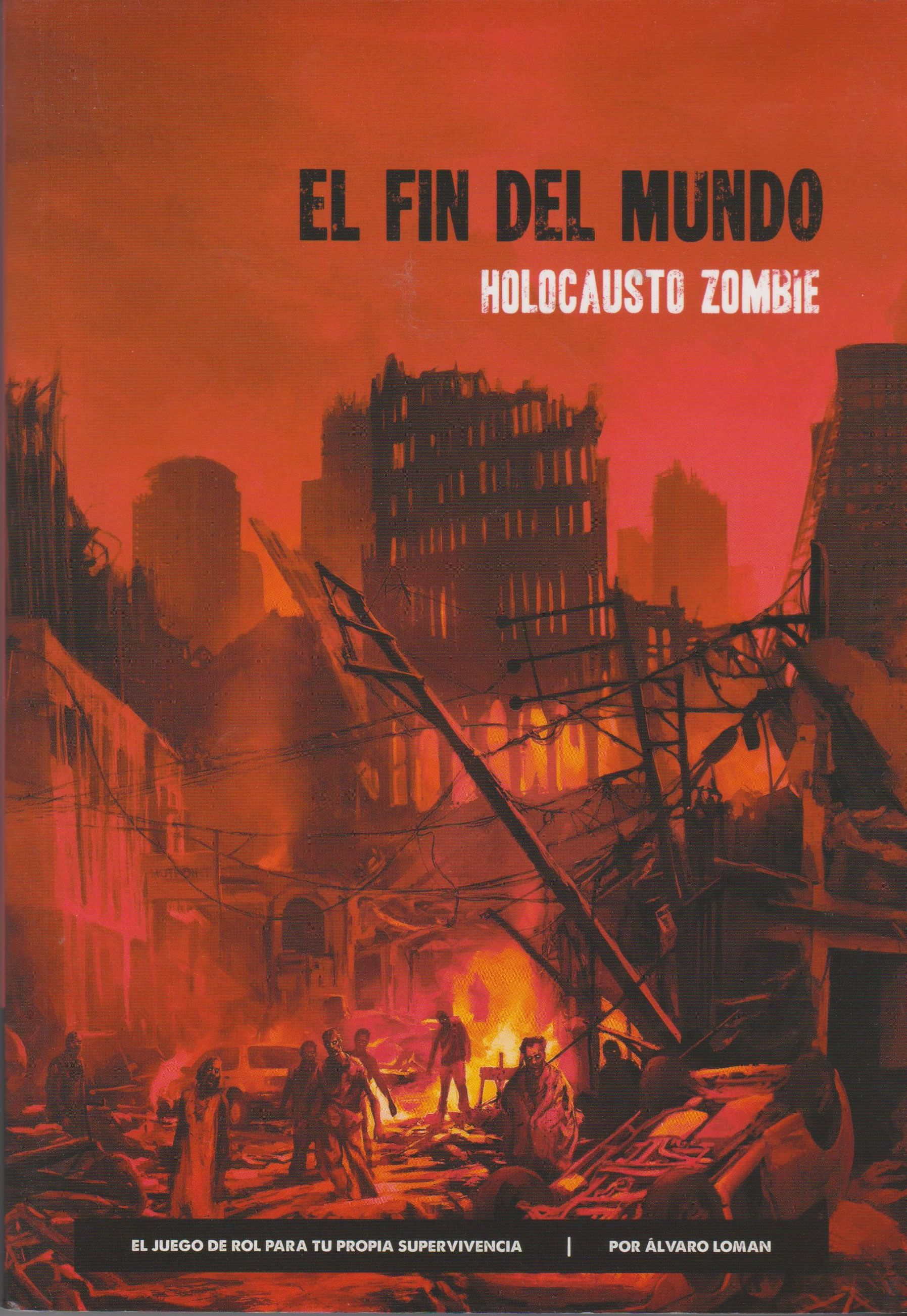 The End Of The World Zombie Apocalypse Image Boardgamegeek