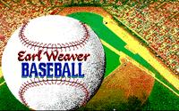 Video Game: Earl Weaver Baseball