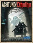 Board Game: Achtung! Cthulhu: The Secret War
