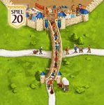 Board Game: Carcassonne: Bonusplättchen Spiel 2020