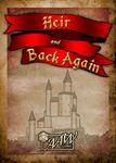 RPG Item: Heir & Back Again Cards