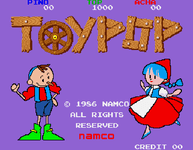 Video Game: Toy Pop