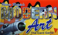 Board Game: Modern Art Card Game