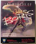 Board Game: The Worlds of Boris Vallejo