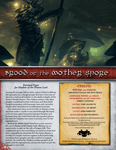 RPG Item: Brood of the Mother Spore