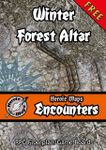 RPG Item: Heroic Maps Encounters: Winter Forest Altar