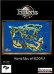RPG Item: World Map of ELDORIA