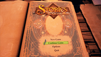 Video Game: Stories: The Path of Destinies