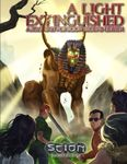 RPG Item: A Light Extinguished: A Jumpstart for Scion Second Edition
