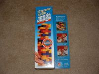 Board Game: Throw 'n Go Jenga