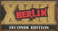 RPG: Berlin XVIII (2nd Edition)