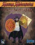 RPG Item: Arcane Adversaries: Lord Nostalia (Supers!)