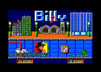 Video Game: Billy 2