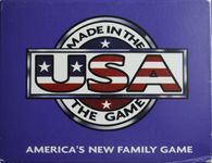 Board Game: Made in the USA the Game