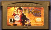 Video Game: Harry Potter and the Chamber of Secrets (GBA)