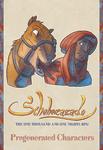 RPG Item: Scheherazade Pregenerated Characters