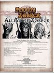 RPG Item: Alleys of Zobeck