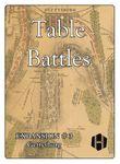 Board Game: Table Battles: Gettysburg