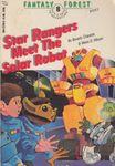 RPG Item: Fantasy Forest 08: Star Rangers Meet The Solar Robot