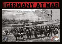 Board Game: 1914: Germany at War