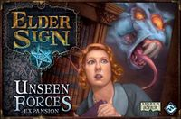 Board Game: Elder Sign: Unseen Forces