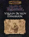 RPG Item: Villain Design Handbook (3.5 Edition)
