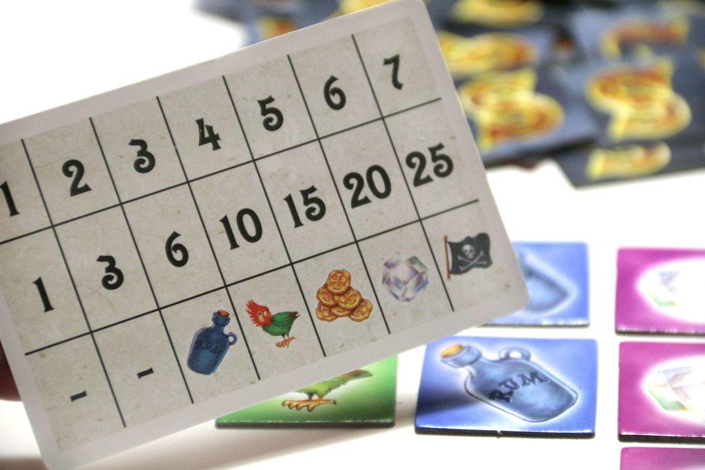 Board Game: Stingy