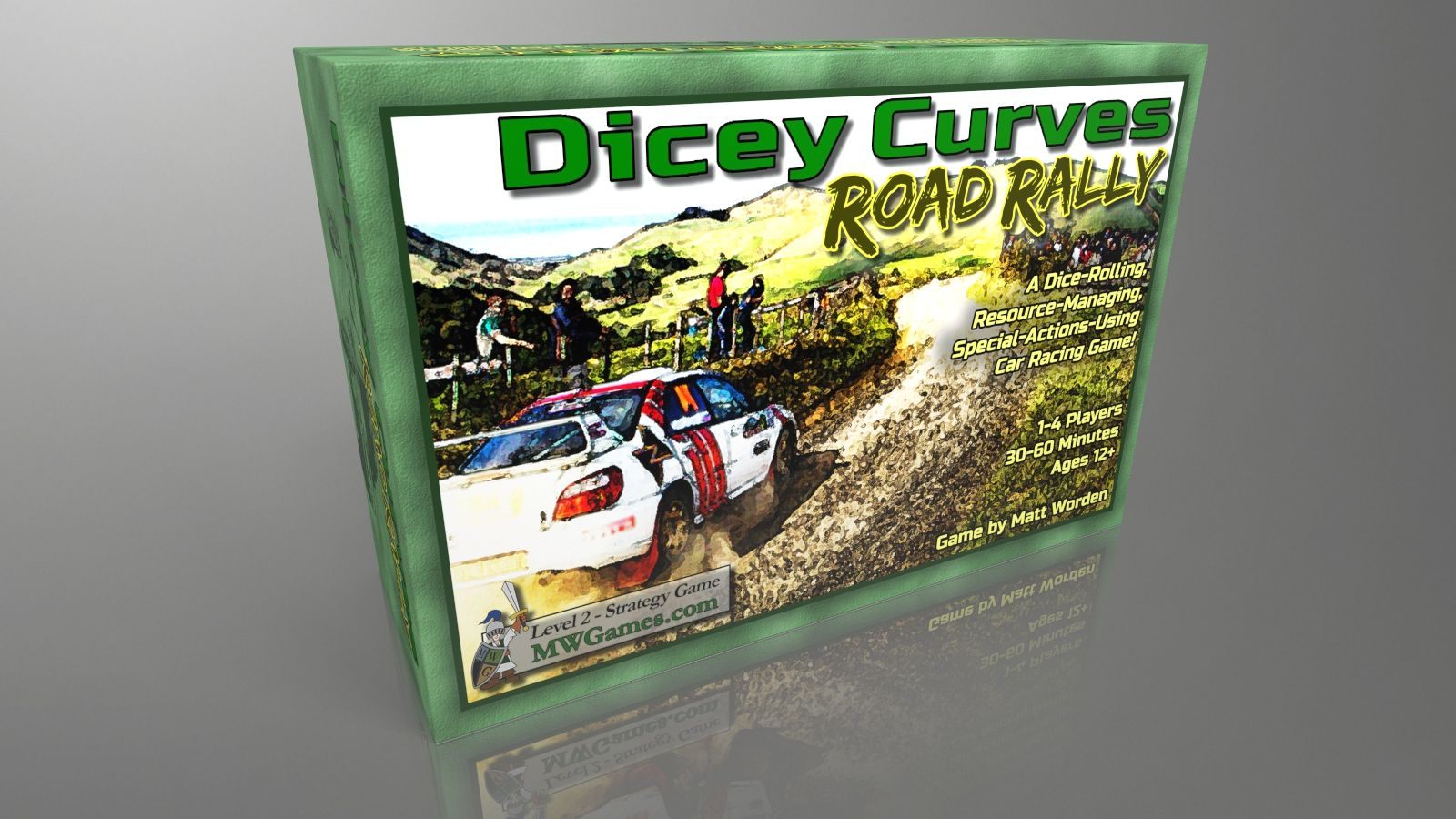 Dicey Curves: Road Rally