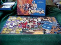Board Game: The Classic Dungeon