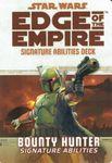 RPG Item: Edge of the Empire Signature Abilities Deck: Bounty Hunter